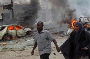 16 died in somalia explosion near president house