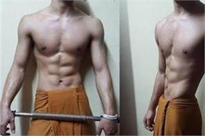 buddhist monk with six pack sparks government manhunt in thailand