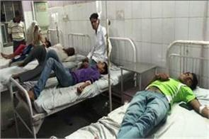 2 died due to eating contaminated food in bageshwar