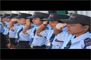 deployment of female guards in schools
