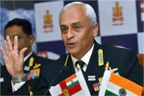navy chief lamba says we better from pak navy