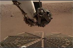 nasa s insight lander captures first  sounds  of wind on mars