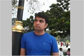 naveen belongs from haryana was posted in navy killed in cochin