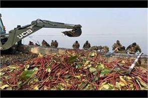 army s dal lake clean abhiyan mattu troll