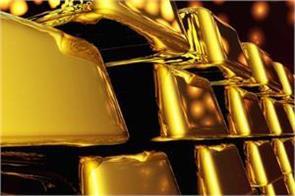 weak global trend sluggish demand slips gold