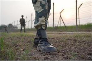 bsf jawan committs sucide in balakot sector