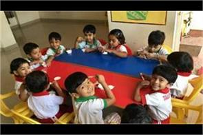 1145 seats left divya category in nursery admission