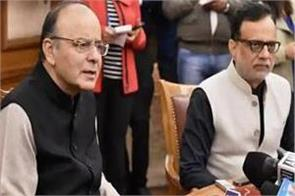 gst standard rate to be fixed between 12 18 pc as revenues increase jaitley
