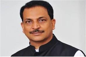 bjp creates national spokesperson for rajiv pratap rudy