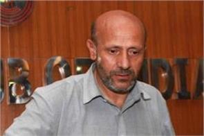aip leader sheikh abdul rashid detained during kashmir demonstration