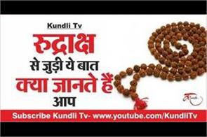 what do you know about rudraksh