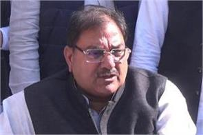 abhay chautala gave a sharp reaction to the 1984 anti sikh riots