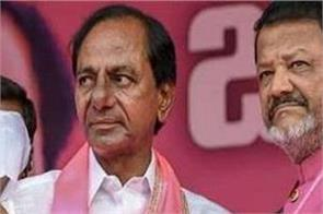kcr arrives in delhi to formulate strategy against bjp congress