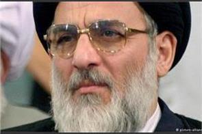 iran top cleric mahmoud hashemi shahroudi passes away