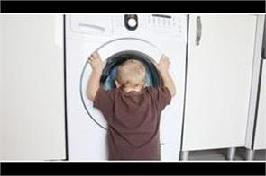 boy 4 dies after being trapped inside washing machine in ajman