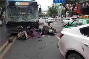 china hijacker killed two before commandeering bus