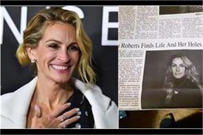 newspaper makes an unfortunate typo on julia roberts headline