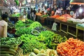 retail inflation hits one and half year low of 2 33 pc in nov
