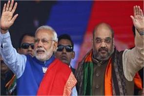 bjp leader has written a book on modi shah duo