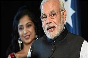 prime minister narendra modi on top of newsmakers