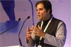 varun gandhi raises questions on his own party in bhopal