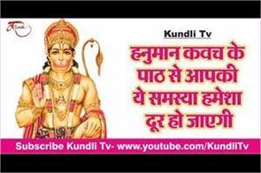 hanuman kavach mantra in hindi