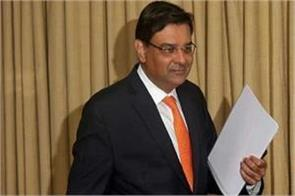urjit patel s 3 major works who changed the economy of india