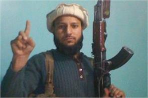 jammu and kashmir police get big success terrorist riyaz ahmed arrested