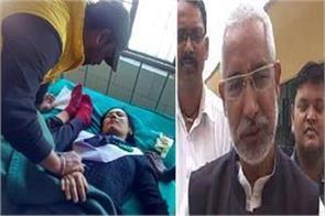 rajya sabha mp demanded high level inquiry into food poisoning matter