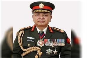 nepal army chief will visit india in january