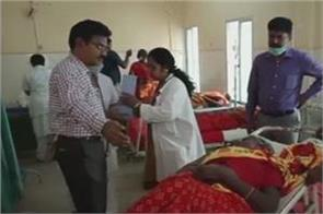 seven died from contaminated food in karnataka