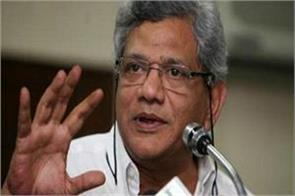 yechury s sharp target on pm manipulation of data for the achievement