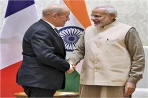 modi welcomes welcome link between india france