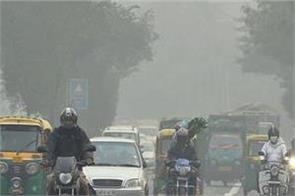 air quality situation in delhi again became serious
