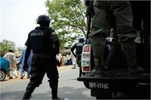 nigerian 16 policemen die in the attack of miscreants