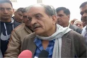 birendra singh said we are the old congressman