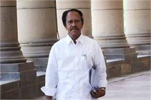 lok sabha deputy speaker thambidurai heart attack hospital recruitment