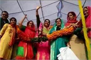 naina chautala aimed on abhay chautala in hari chunri chaupal