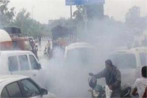 failure to stop air pollution show cause notice to sdmc