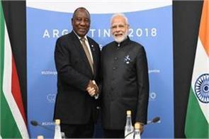 south african president ramphosa will be the chief guest of republic day
