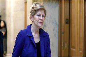 elizabeth warren obviously intends to contest the presidential election in 2020