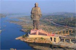 president to visit statue of unity on october 15