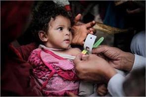 three million children on the brink of death unicef