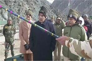 itbp will get better facility  rajnath