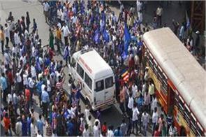 the performance of dalits in maharashtra reached gujarat