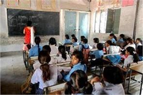in the primary schools of punjab studying failing teacher