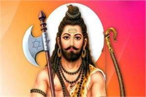 the benefits of the worship of lord parashurama