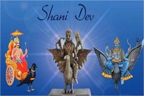 effect of shani on present time