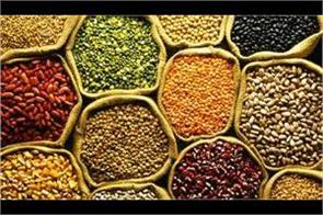 due to the falling prices of pulses  farmers are facing problems