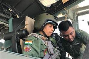 defense minister nirmala sitharaman flies in sukhoi 30 mki